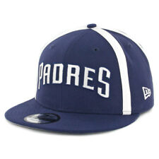"New Era 9Fifty San Diego Padres ""Y2K X Seam"" Snapback Hat (Light Navy) MLB Cap"