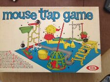 New listing Vintage Mouse Trap Game~Ideal Toy Corp~1963~ Sealed New In Box Excellent Cond!