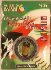 CARLOS BELTRAN Baseball World Classic Puerto Rico 2006 MANATI