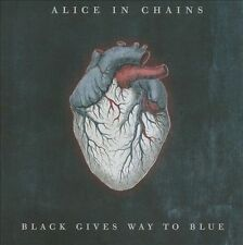 Black Gives Way To Blue  Alice In Chains CD Sealed 2009