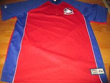 Hardwood Classics SAN DIEGO CLIPPERS Zippered Warm-Up (2XL) Basketball Jacket