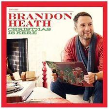 BRANDON HEATH - Christmas Is Here * - (CD, Oct-2013, Reunion Records)-NEW