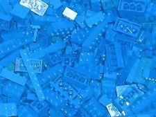 Vrac bulk 1/2 KG briques & plaques LEGO bleu Blue TOP QUALITE 0,5 Kilo