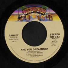 PARLET: Cookie Jar / Are You Dreaming? 45 Soul