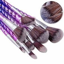 8tlg Einhorn Make-up Pinsel-Set professionellen Make-up Pinsel Make-up Pinsel