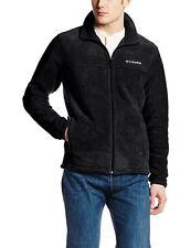 Mens COLUMBIA Steens Mountain Full Zip 2.0 Fleece Jacket- Black- M- NEW