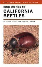 Introduction to California Beetles (California Natural History Guides) by Arthu