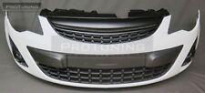 Opel Vauxhall CORSA D FACELIFT Front Black Debadged Grill No Logo Badgeless