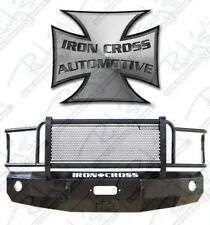 Iron Cross HD Grille Guard Front Bumper 2007-2010 Chevy Silverado 2500HD 3500HD