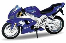Welly 1:18 Metal Die-cast Motorbike Model - 08 Yamaha YZF-R1