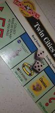 Pillsbury Doughboy Twin Cities Monopoly