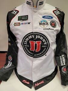 Kevin Harvick #4 Jimmy Johns Replica Ladies Uniform 2019 Pit Jacket