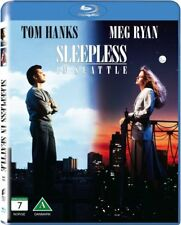 SLEEPLESS IN SEATTLE (1993) Tom Hanks & Meg Ryan Blu-Ray NEW - USA Compatible