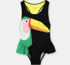 Stella McCartney Toucan Print Swimsuit Girl's Size 2T 9560