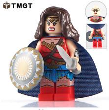 Wonder Woman NEW 2017 DC custom minifigure Fits Lego - TRUSTED UK SE