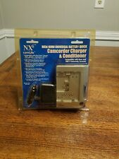 NEW CamLife NiCd-NiMH Universal Camcorder Charger And Conditioner - Model 23-398