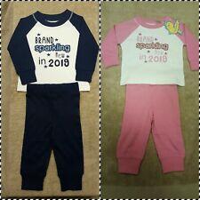 Newborn 2019 pajamas