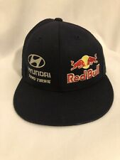 210 Fitted Redbull Althete Hyundai Toyo Rhys Millen Racing Cap Hat