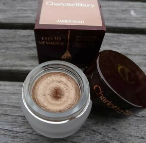 BNIB CHARLOTTE TILBURY Eyes to Mesmerise Eyeshadow - AMBER GOLD