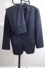 HUGO BOSS JAMES 2 SHARP 5  Super 100 2 Button Blazer and Pants Suit Sz 38R