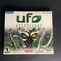 UFO Afterlight - After Light PC Game Classic Tactical Space Action Strategy NEW