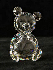Retired Swarovski Crystal Max Schreck Miniature Small Teddy Bear 7670-054