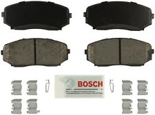 For Ford Edge Lincoln MKX Mazda CX-7 CX-9 Front Blue Disc Brake Pads Bosch