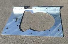 Optional Equipment Aeroparts Capstan Winch Mounting Plate for Land Rover Series