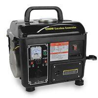 1200 Watt Portable Gasoline Electric Gas Generator Power 2 Stroke RV Camping EPA