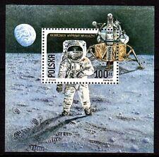 Poland - 1989 20 years moonlanding - Mi. Bl. 109 MNH