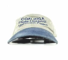 Coalinga State Hospital Construction Project Safety Pays Ball Cap Hat Adj Men's
