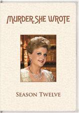 MURDER SHE WROTE COMPLETE TWELFTH SEASON 12 Sealed New 5 DVD Set