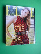 ELLE magazine Italia Settembre 2008 Filippa Hamilton no vogue