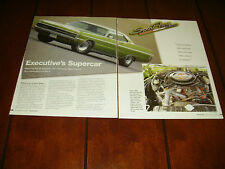 1971 Plymouth Sport Fury *Original 2004 Article* Supercar