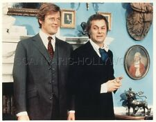 ROGER MOORE TONY CURTIS THE PERSUADERS 1971 VINTAGE PHOTO R80 #4