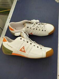 Neu Levis coq sportif Sneaker Schuhe Turnschuhe Gr.44