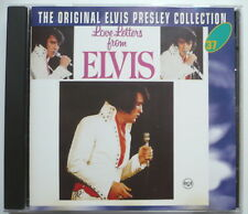 ELVIS PRESLEY - Love letters from Elvis -CD > The origin. Elvis Presley coll. 37