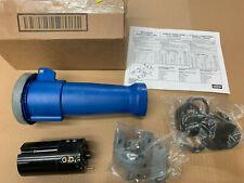 Hubbell Hbl5100c9w Plug 5100c9w Ps5100c9w 100 Amp 4 Pole 5 Wire 120208 Wye New