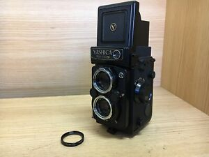 *CLA'd : Exc+5* Yashica Mat 124G TLR 6x6 Medium Format Film Camera From Japan