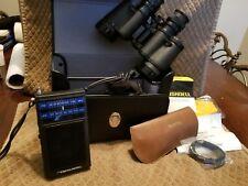 BUSHNELL ENSIGN 7 X 35 BINOCULARS Package radio Sunglasses CASE Original Unused
