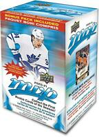 2020-21 Upper Deck MVP Hockey Factory Sealed 21 Pack Blaster Box