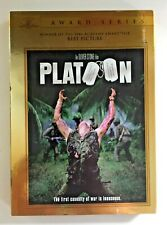 Platoon 20th Special Edition Award Series Dvd Oliver Stone + Features Like New