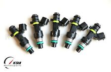 5 650cc Fuel Injectors for 2009-2010 Ford Focus MK2 RS ST225 High OHMS FIT DENSO