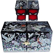 ewelry box Jewelry Organizer Holder Women Gift Items Mother Of Pearl 113