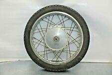 NICE OEM 1980 Yamaha XS400 Front Wheel USED