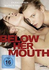 BELOW HER MOUTH - LINDER,ERIKA/KRILL,NATALIE/PIGOTT,SEBASTIAN/+  DVD NEU