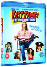 Forest Whitaker, Eric Stoltz-Fast Times at Ridgemont Hig (UK IMPORT) Blu-ray NEW
