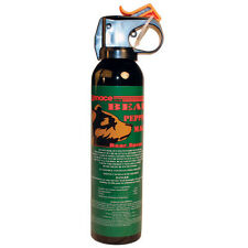 BEAR PEPPER MACE SPRAY, POWERFUL MAGNUM FOGGER SPRAY - 30 FEET RANGE