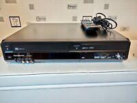 Panasonic DMR-EZ49VEBK VCR VHS Video Tape To DVD Recorder dubbing hdmi Freeview