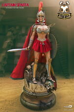 Phicen 1/6 PL2016-98 Captain Sparta_Box Set_Sexy Large Bust Seamless Body PC068Z